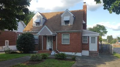 Roanoke Single Family Home For Sale: 3641 Round Hill Ave NW