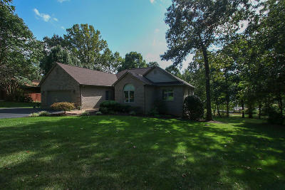 Single Family Home For Sale: 704 Strawberry Banks Dr