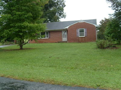 Franklin County Single Family Home For Sale: 398 Jamestown Rd