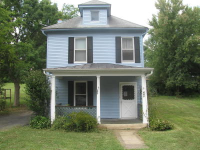 Vinton Single Family Home For Sale: 442 Dale Ave