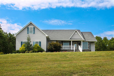 Botetourt County Single Family Home For Sale: 461 Thornblade Way