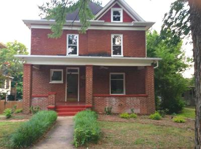 Single Family Home For Sale: 618 Walnut Ave
