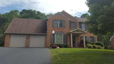 Vinton Single Family Home For Sale: 2865 Tulip Ln