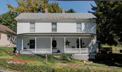 Single Family Home For Sale: 209 West Main St