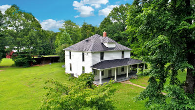 Franklin County Single Family Home For Sale: 680 Old Salem School Rd