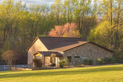 Franklin County Single Family Home For Sale: 5295 Smith Mountain Rd
