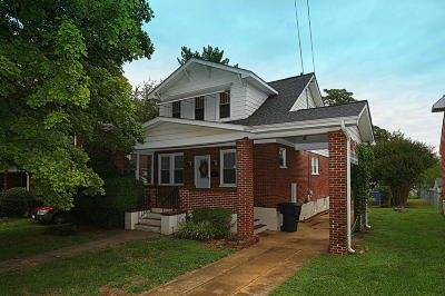 Roanoke Single Family Home For Sale: 3727 Round Hill Ave NW