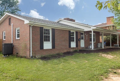 Roanoke Single Family Home For Sale: 2902 Tully Dr