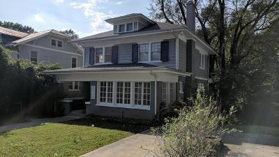 Roanoke Single Family Home For Sale: 2411 Avenham Ave SW
