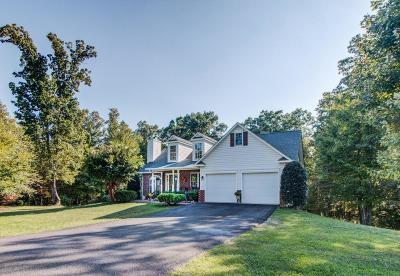 Bedford Single Family Home For Sale: 1070 Chapel Woods Dr