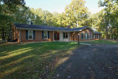 Bedford County Single Family Home For Sale: 1063 Craghead Cir