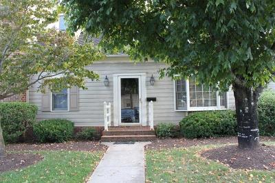Roanoke County Attached For Sale: 3778 Kenwick Trl