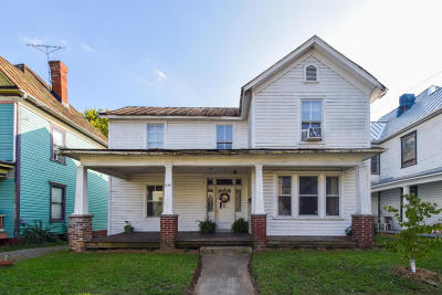 Single Family Home For Sale: 536 Elm Ave