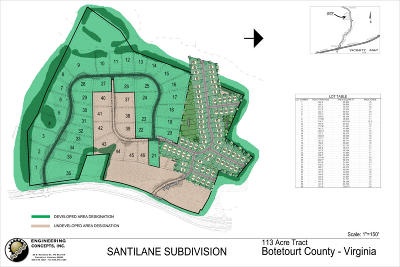 Residential Lots & Land For Sale: Settlers Rd