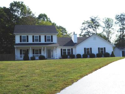 Franklin County Single Family Home For Sale: 1095 Coopers Cove Rd