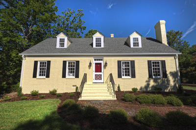 Roanoke Single Family Home For Sale: 3176 West Ridge Rd SW