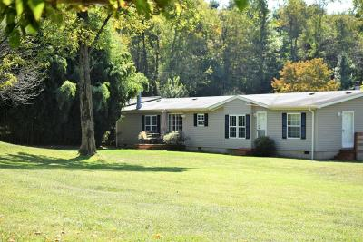 Botetourt County Single Family Home For Sale: 106 Humbert Rd