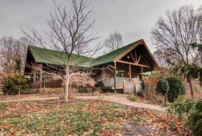 Franklin County Single Family Home For Sale: 280 Grahams Dr