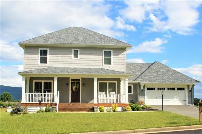 Roanoke City County Single Family Home For Sale: 5610 Sullivan Ln