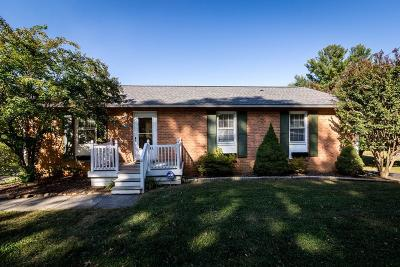 Single Family Home For Sale: 5516 Lynn Dell Rd