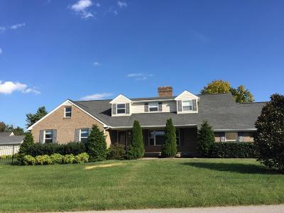 Roanoke County Single Family Home For Sale: 4928 Pleasant Hill Dr