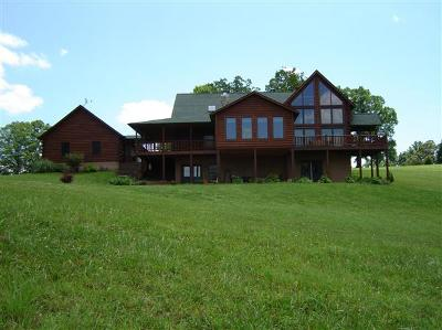 Franklin County Single Family Home For Sale: 517 Pleasant Valley Ln
