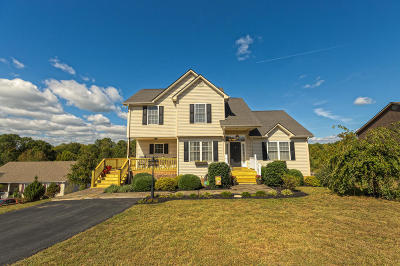 Goodview Single Family Home For Sale: 1219 Hunters Knoll Dr