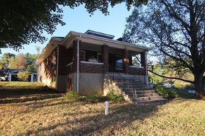 Troutville Single Family Home For Sale: 182 Sunset Ave