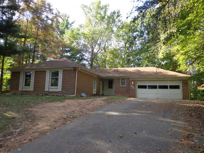 Single Family Home For Sale: 6726 South Indian Grave Rd