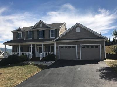 Roanoke VA Single Family Home For Sale: $274,950