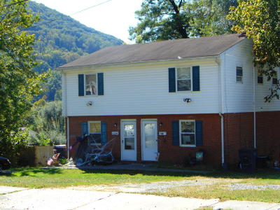 Roanoke Multi Family Home For Sale: 1383 Buena Vista Blvd SE #& 1385