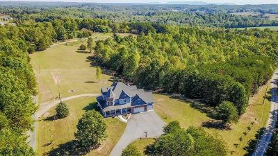 Franklin County Single Family Home For Sale: 266 Flint Hill Rd