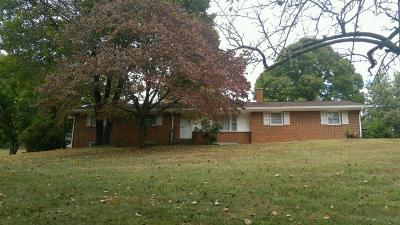 Vinton Single Family Home For Sale: 2211 Feather Rd #& 2223,