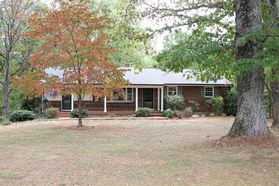Bedford County Single Family Home For Sale: 3055 Chestnut Fork Rd