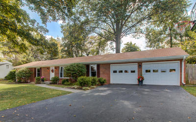 Single Family Home For Sale: 4887 Brookwood Dr