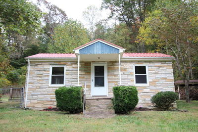 Single Family Home For Sale: 7344 Mt Chestnut Rd