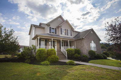 Single Family Home For Sale: 2741 Chateau Ct