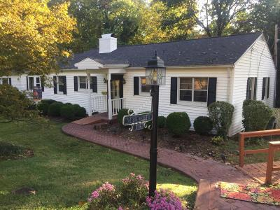 Salem Single Family Home For Sale: 919 West Point Rd