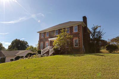 Roanoke Single Family Home For Sale: 8226 Past Times Ln