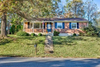 Roanoke Single Family Home For Sale: 4361 Cresthill Dr