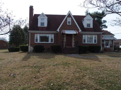 Roanoke Single Family Home For Sale: 3710 Cove Rd NW