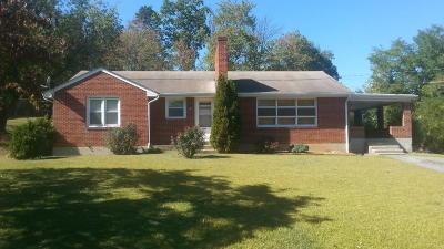 Salem Single Family Home For Sale: 2207 Mitchell Rd