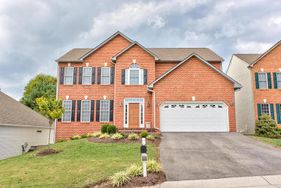 Single Family Home For Sale: 7522 New Barrens Ct