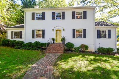Roanoke Single Family Home For Sale: 3726 Heatherton Rd SW