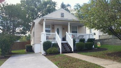 Roanoke City County Single Family Home For Sale: 702 Conway St NE