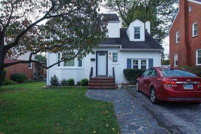 Roanoke Single Family Home For Sale: 2310 Westover Ave SW