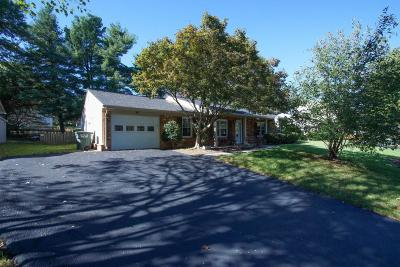 Salem Single Family Home For Sale: 1913 Stone Mill Dr