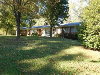 Franklin County Single Family Home For Sale: 13214 Hardy Rd