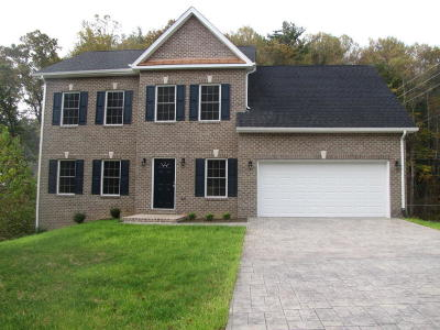 Bedford County Single Family Home For Sale: Lot 4 Lowry Ridge Ct