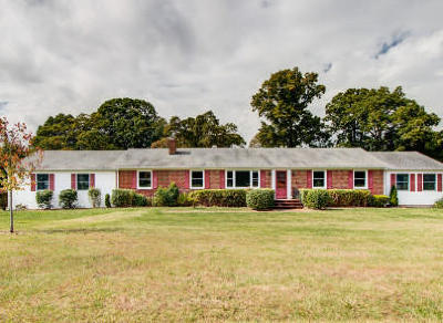 Bedford Single Family Home For Sale: 1985 Moneta Rd